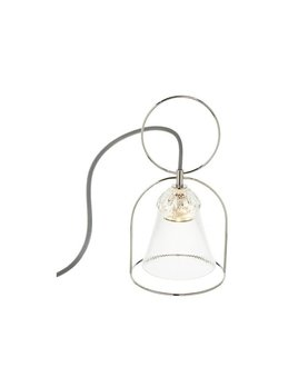 Saint-Louis Apollo Clear Table Lamp