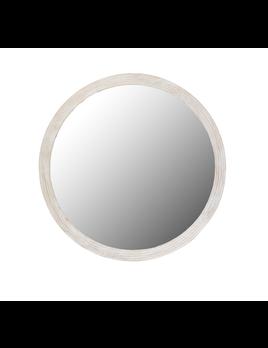 Ambrose Grande Mirror in Lime-Washed Oak Finish
