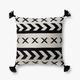 Loloi Rugs Geometric Pillow