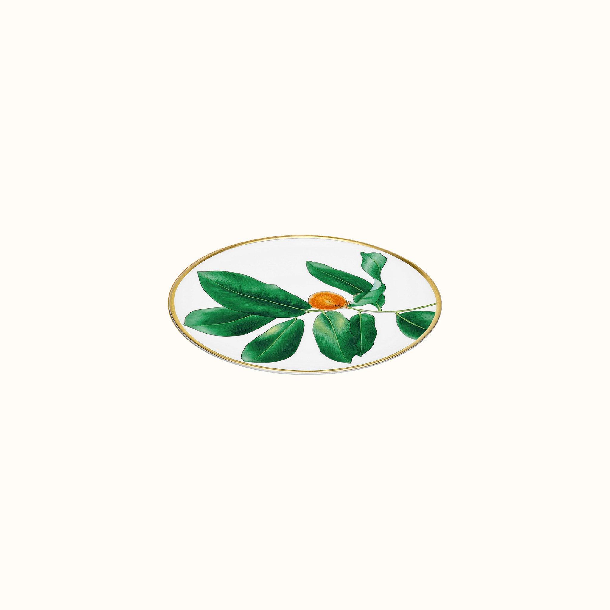 Hermes Passifolia Bread & Butter Plate Kalos No 2