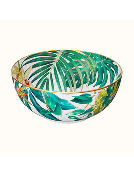 Hermes Passifolia Large Salad Bowl