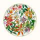 Hermes Passifolia Tart Platter