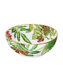 Hermes Passifolia Small Salad Bowl