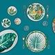 Hermes Passifolia Small Salad Bowl