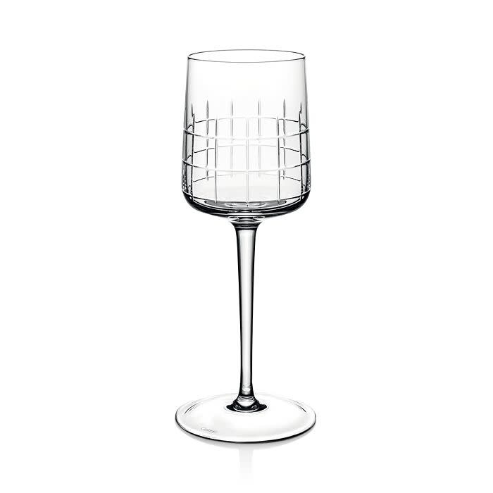Christofle Graphik Red Wine Glass