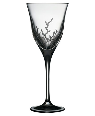 Varga Coral Clear Wine Glass