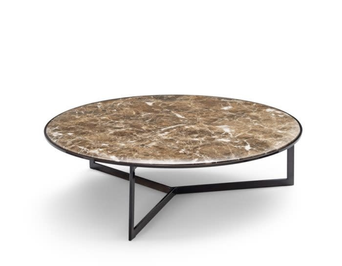 Nicoline Grancircolo Emperador Marble Cocktail Table