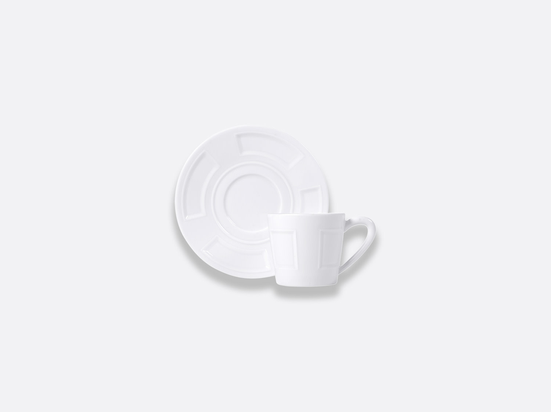 Bernardaud Naxos Espresso Cup & Saucer