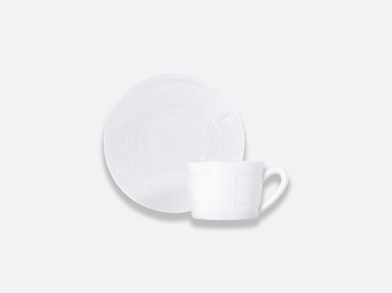 Bernardaud Naxos Tea Cup & Saucer