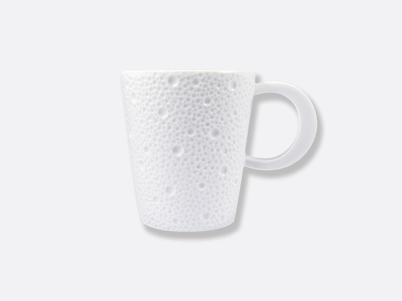 Bernardaud Ecume White Mug