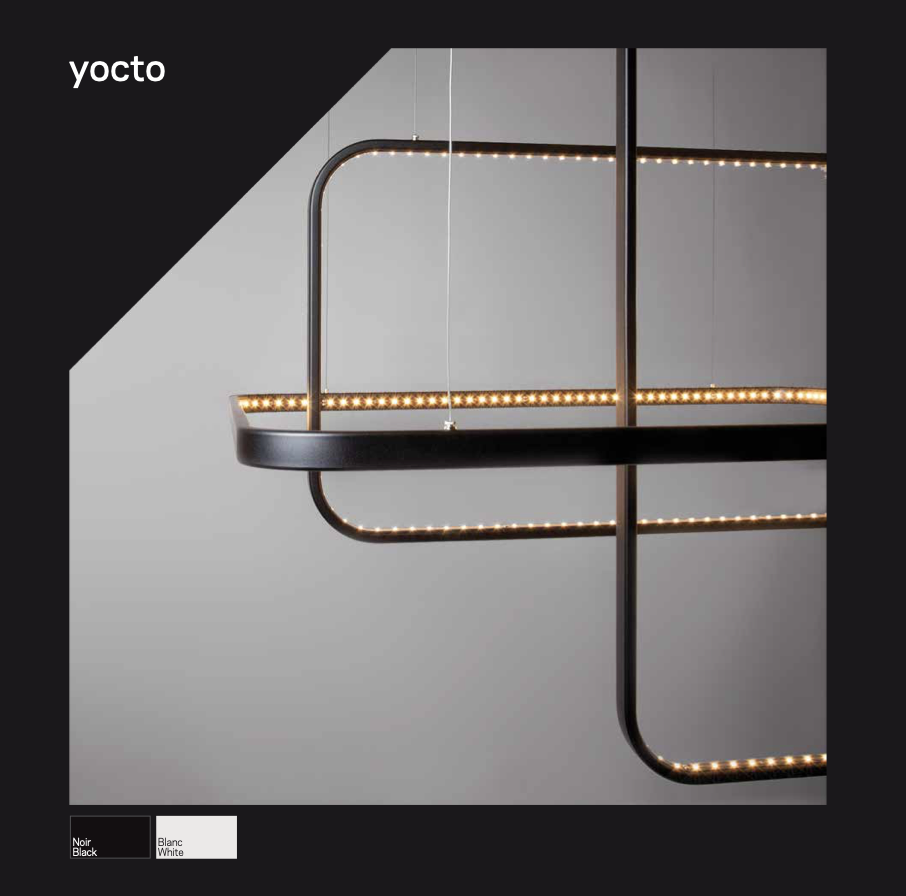Yocto Chandelier