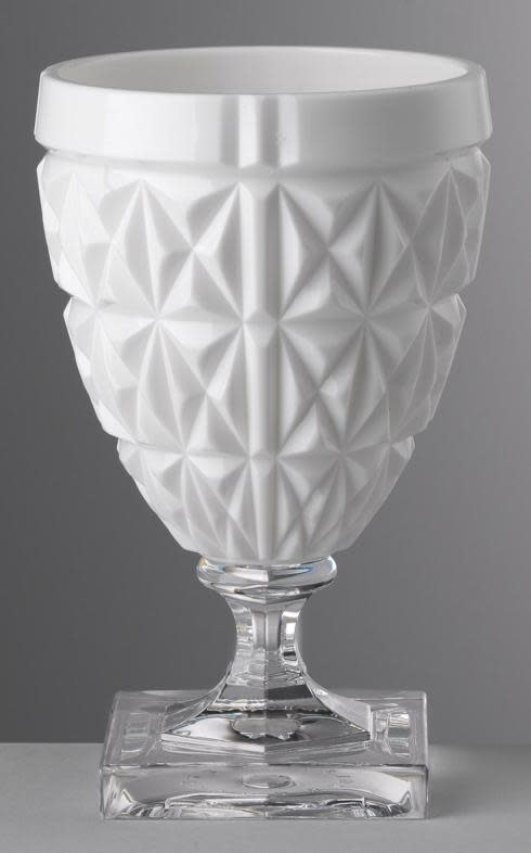 Mario Luca Giusti Stella Wine Glass White