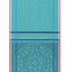 "Le Jacquard Francais Zellige Swimming Pool Beach Towel 39""x79"""