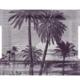 """Le Jacquard Francais Crosier Sur Le Nil Desert Tray 23""""x16"""""""