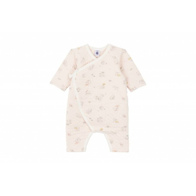 FOOTLESS SLEEPSUIT BUNNY