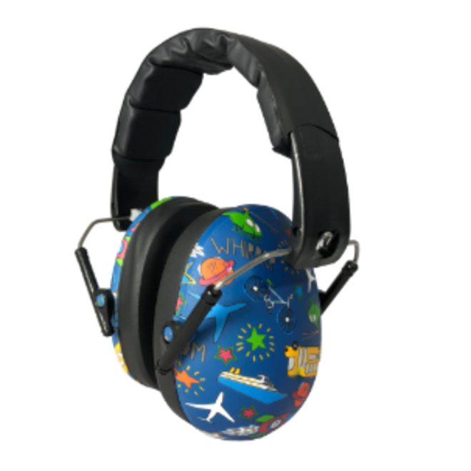 Banz - Earmuffs - Transport - 2yrs+