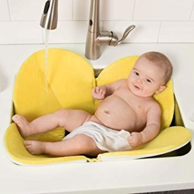 Blooming Baby Blooming Bath Poppy - Yellow / Brown