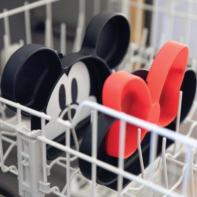 Bumkins - Silicone Grip Dish - Disney Minnie Mouse