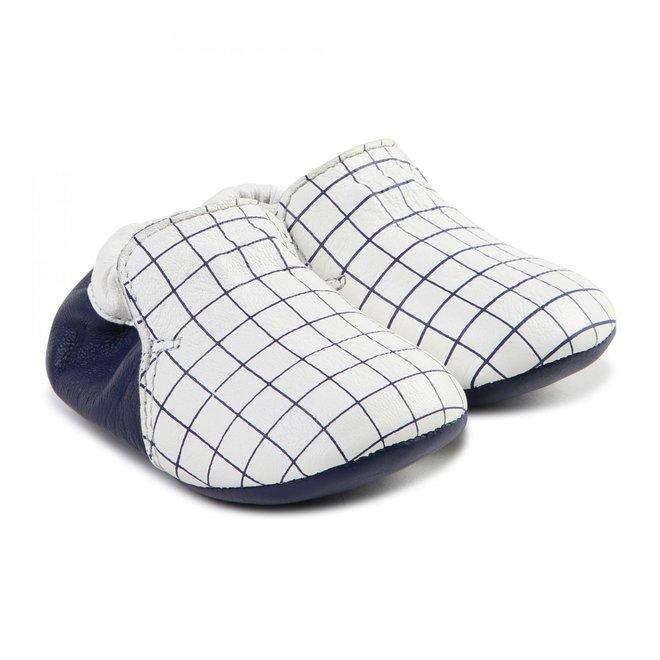 Carrement Beau  Baby Shoes-Blue Indigo