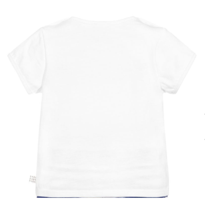 Carrement Beau Short Tee-Shirt -Offwhite