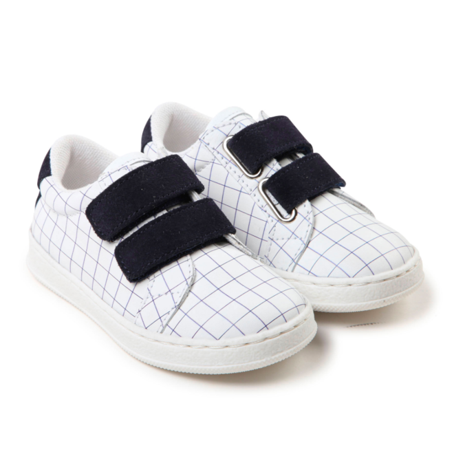 Carrement Beau TRAINERS-OFF WHITE NAVY