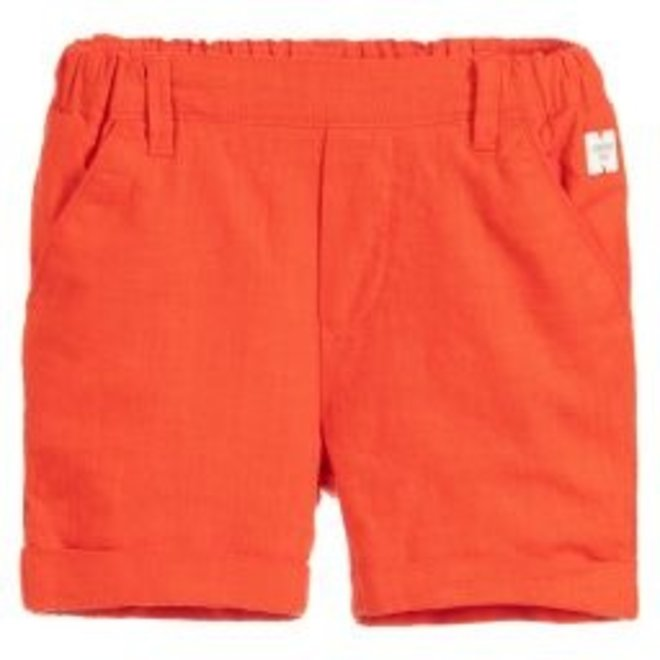 Carrement Beau Short-Industrial Orange 2