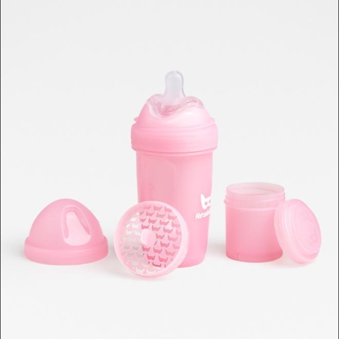 HeroBottle 240ml/8oz -Pink