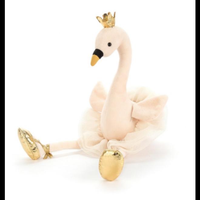 Jellycat Fancy Swan