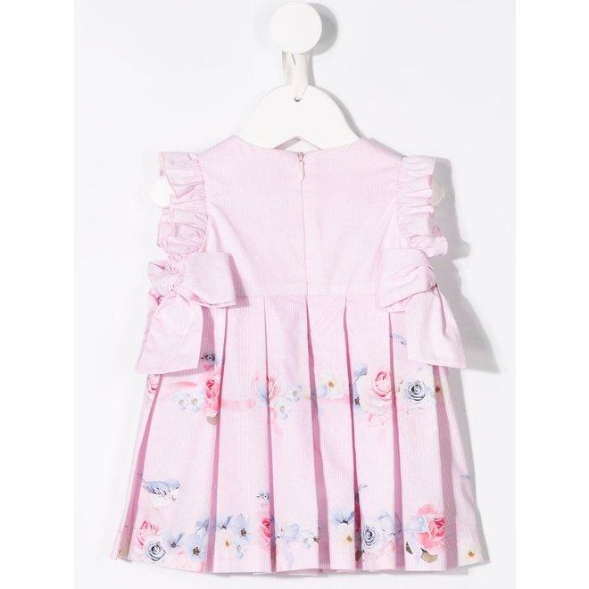Lapinhouse Ruffle Rose dress