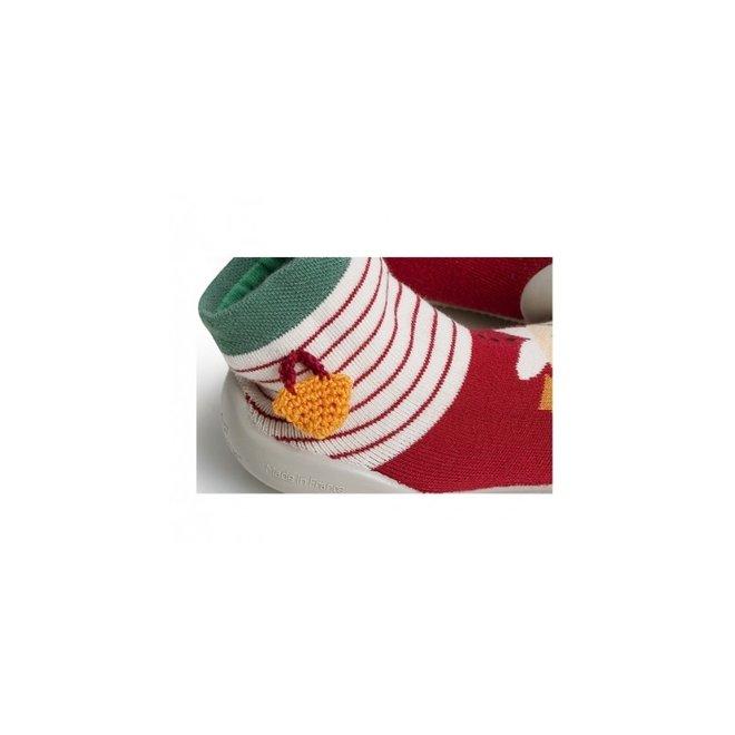 Chaussons Chaussettes - Petit Chaperon Rouge