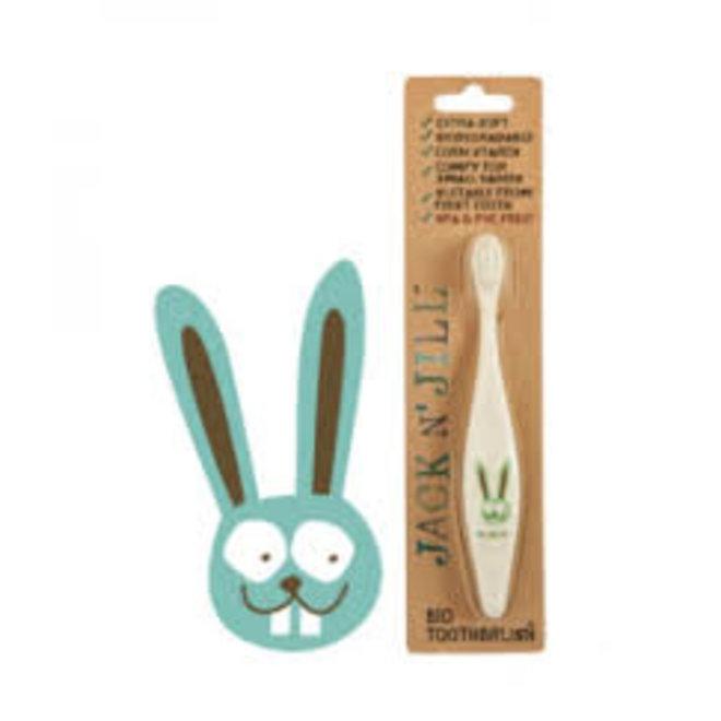 Jack N Jill Bio Toothbrush BUNNY