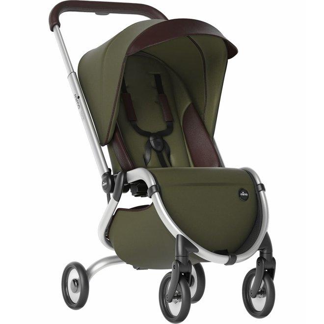 Mima Zigi Olive Green Stroller