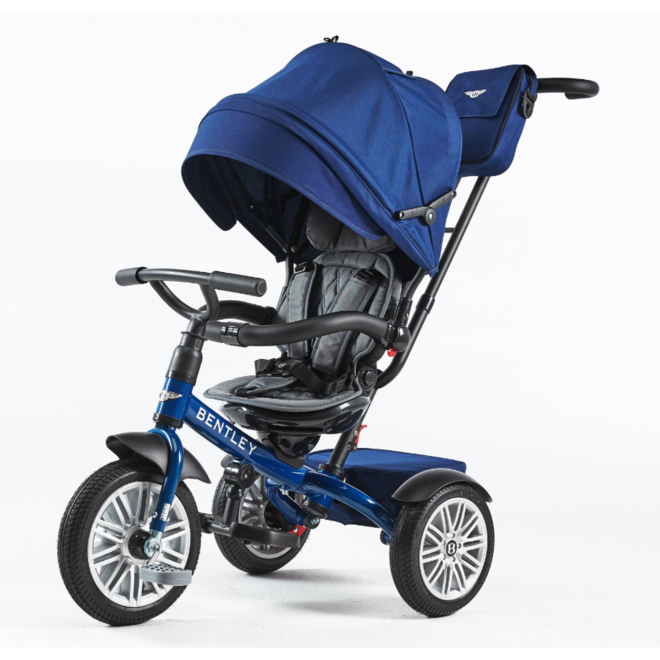Bentley 6-in-1 Baby Stroller / Kids Trike - Sequin Blue(Dark Blue)