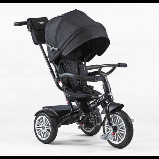 Bentley 6-in-1 Baby Stroller / Kids Trike - Onyx Black