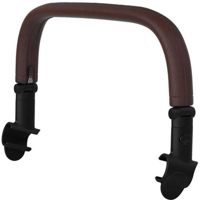 MIMA Zigi Safety Bar Olive/Chocolate