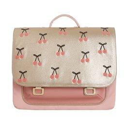 JEUNE PREMIER It Bag Mid Cherry Pompon