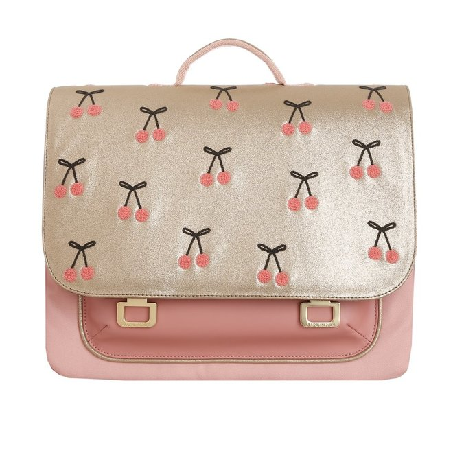 It Bag Mid Cherry Pompon