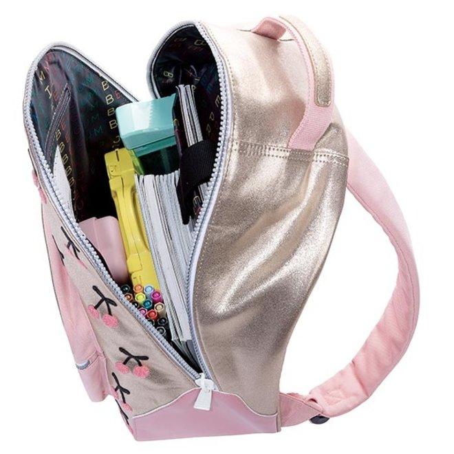 Backpack Bobbie Cherry Pompon