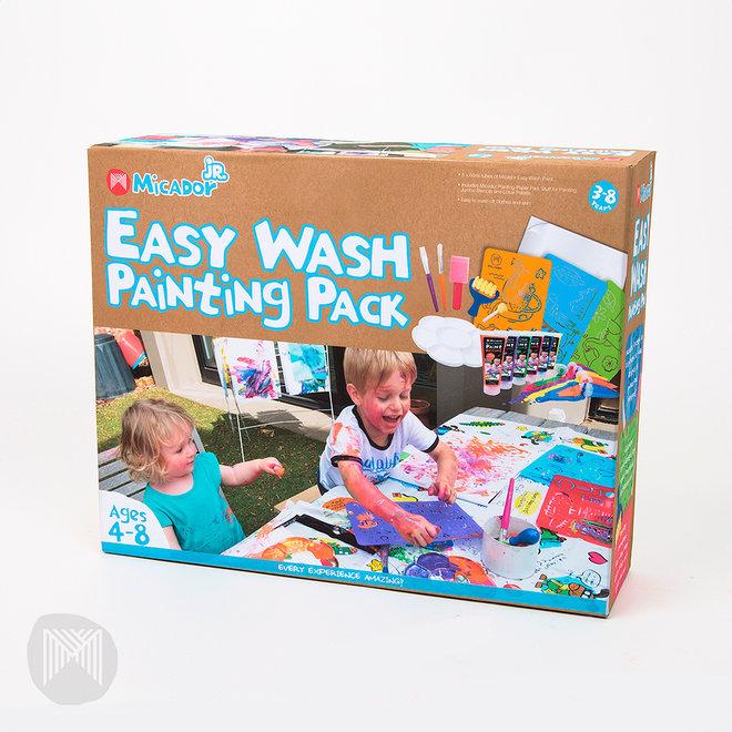 Micador jR. - Easy Wash Paint Pack