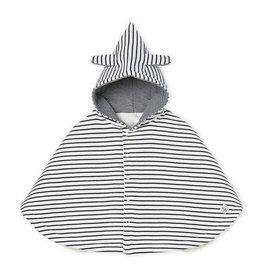 PETIT BATEAU Babies' Classic Wrap in Padded Rib Knit