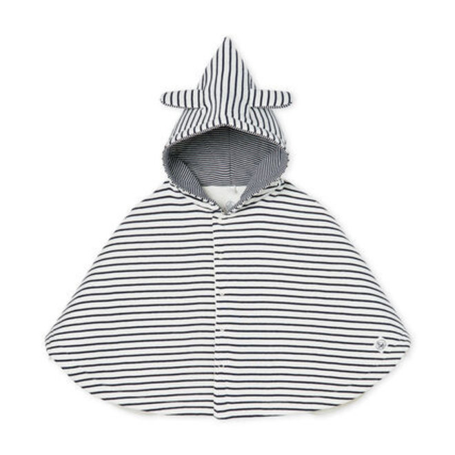 Babies' Classic Wrap in Padded Rib Knit