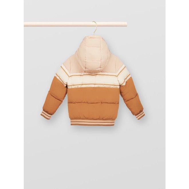 Enfant Winterd3 Puffer Jacket Stone
