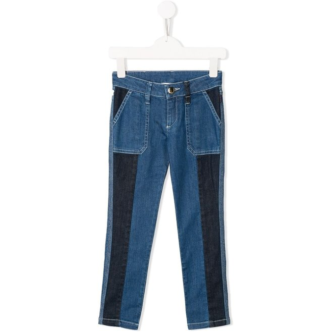 Denim Trousers Enfprecol D1 Z10 Denim Blue