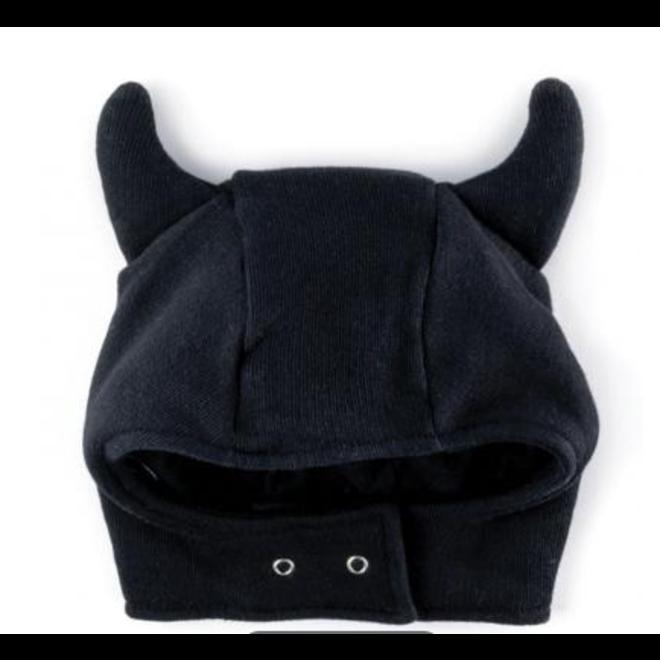Nununu Viking Snap Hat-Black
