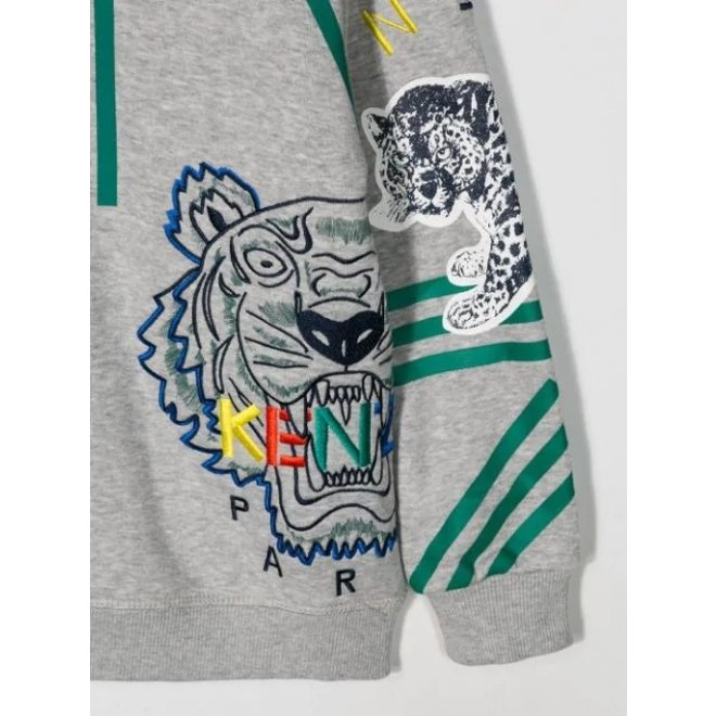 Mix Print Sweatshirt Good Bis