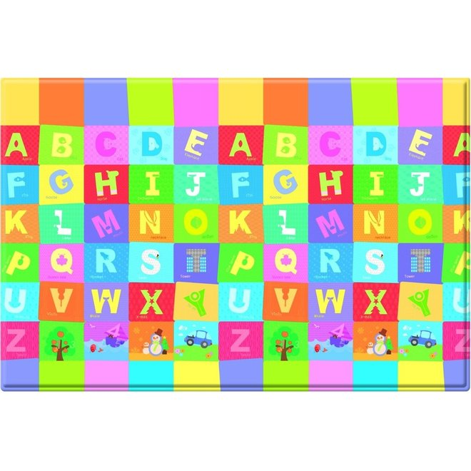Baby Care Playmat - Happy Village - Large