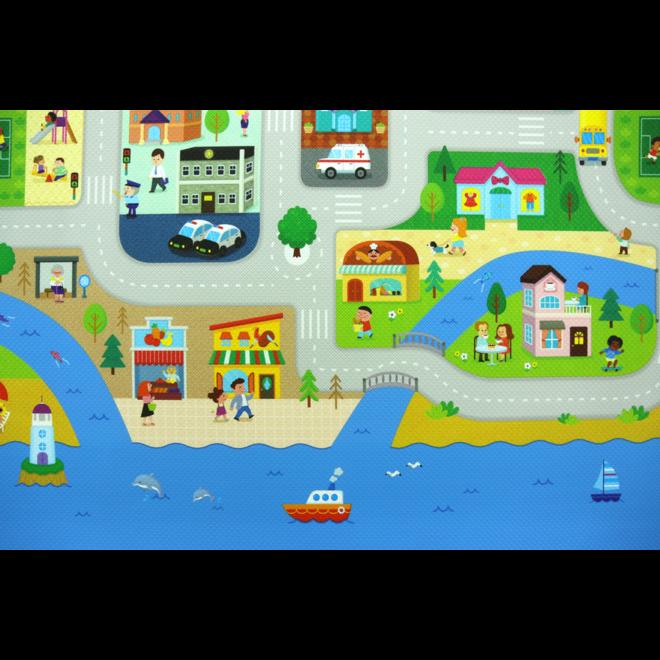 Dwinguler Playmat - Big Town