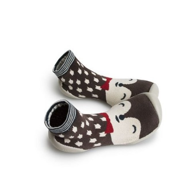 Chaussons Renard Polaire