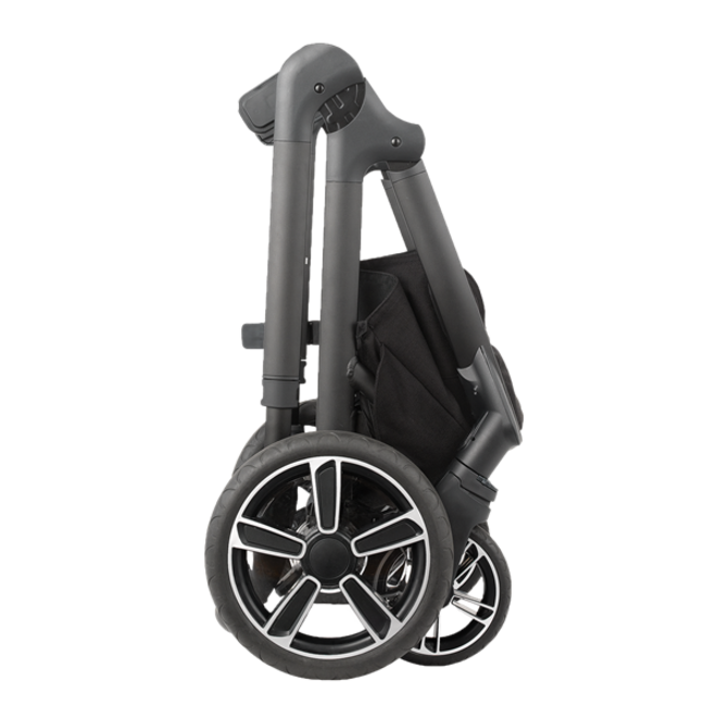 NUNA DEMI Grow Stroller CAVIAR(Black)