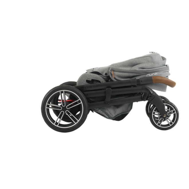 NUNA MIXX Travel Stroller Granite(Grey)